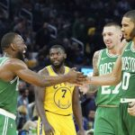 NBA/沃克領軍2分鐘飆13分 綠衫軍狠虐勇士收10連勝