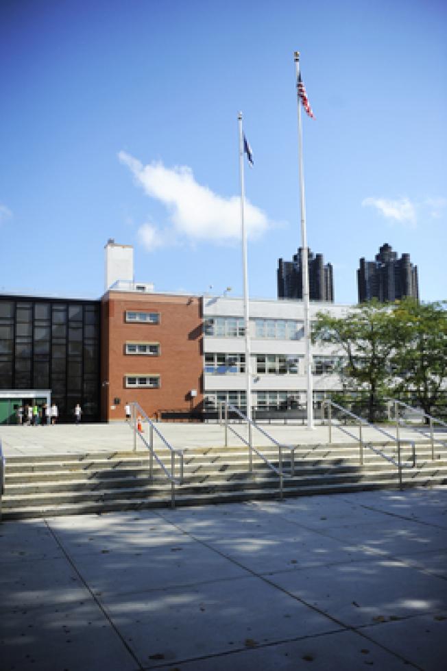 布朗士科學高中的教學樓。(取自布朗士科學高中網站)