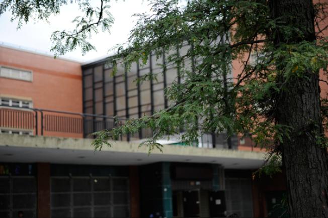 布朗士科學高中校園。(取自布朗士科學高中網站)