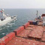 民船乾貨補給軍艦 中國海軍海上實驗獲突破