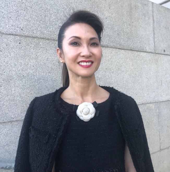 越華裔法庭委員李華平將於明年3月競選舊金山高等法院法官。(記者李秀蘭/攝影)