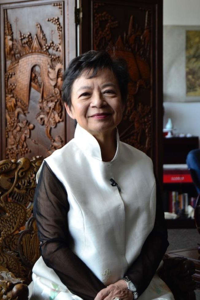 聖地牙哥中華歷史博物館理事會換屆,劉麗容教授接任主席。(史博館提供)