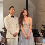 林志玲44歲終出嫁 婚宴感動喊「大家可以安心了」