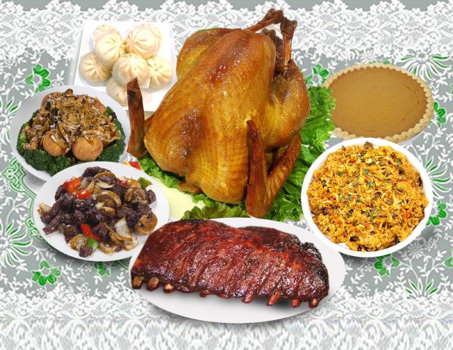 惠感恩宴席一套7道菜只要198元