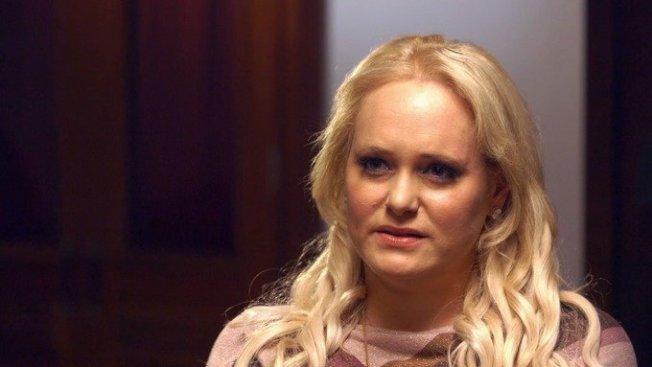 艾克瑞告訴英國獨立電視台(ITV),強生待她,就像是「短暫的一夜情」對象。(取材自ITV)