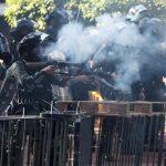 香港理大警民衝突 美官員:譴責不合理使用武力