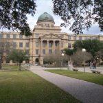 德州農工學生議會挺港抗爭