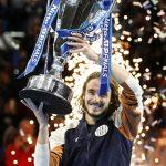 去年未來之星冠軍 西西帕斯ATP年終賽封王