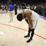 NBA/史馬特絕殺球彈框而出 綠衫軍中止10連勝