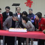 中華老人服務會慶生 耆老開懷