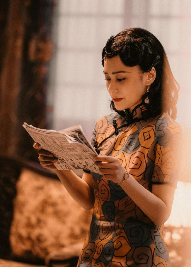 阿嬌參加《演員請就位》,意外揭出當年和陳凱歌的一段淵源。(取材自微博)
