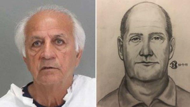 聖荷西警局公布猥褻女童嫌犯拉米里的畫像和照片。(聖荷西警局提供)