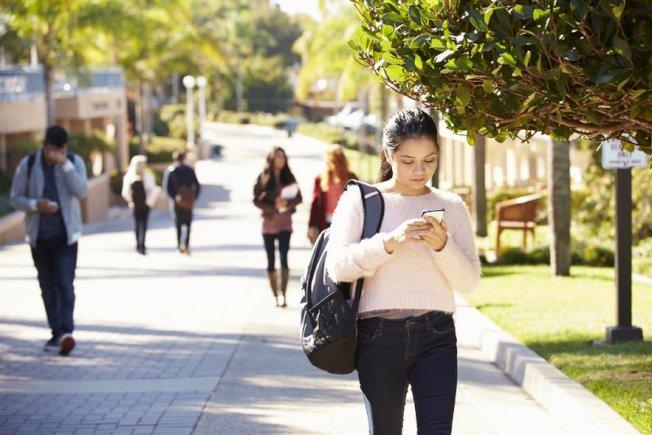 台灣赴美留學生達到2萬3369人,創下8年來新高並已連續4年成長;台灣也連續第5年成為美國國際學生第7大來源處。示意圖/ingimage