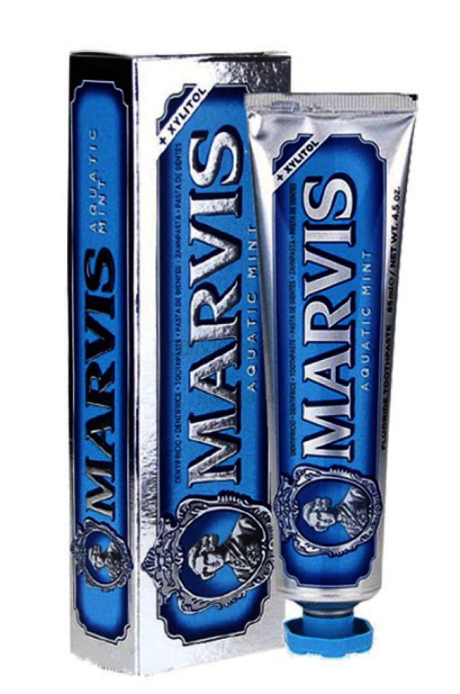被譽為精品級牙膏的「義大利Marvis」。圖/取自PChome 24h購物