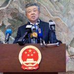 中駐英大使:港局勢若失控 中國不會袖手旁觀