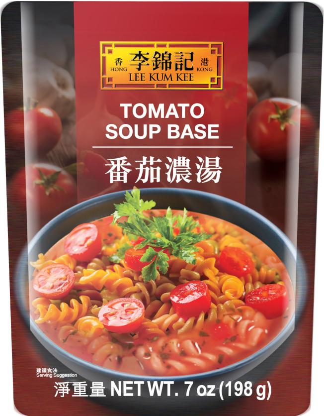 李錦記番茄濃湯。