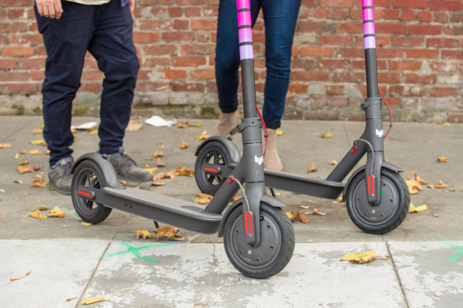 Lyft將於11月22日退出在亞特蘭大的電動滑板車市場。(取自Lyft推特)