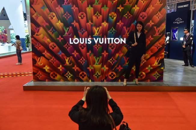 路易威登的產品在青少年最想要的商品清單中名列前茅。(Getty Images)