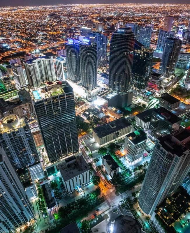 浪漫又充滿活力的邁阿密被評為世界最性感城市第一名。(取自邁阿密市府臉書)