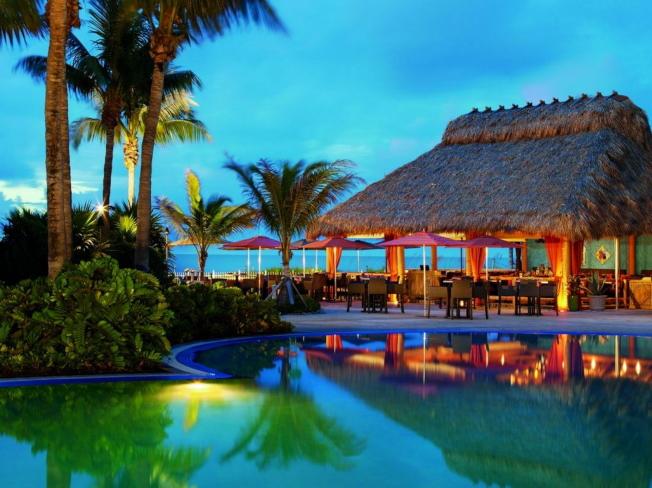 邁阿密Key Biscayne的Ritz-Carlton被評為最佳佛州15度假點第一。(Ritzcarlton)