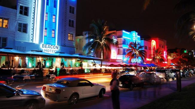 邁阿密的夜生活很豐富。(取自theculturetrip網站)