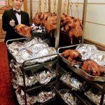 今年火雞漲價 中餐館訂單不斷湧入