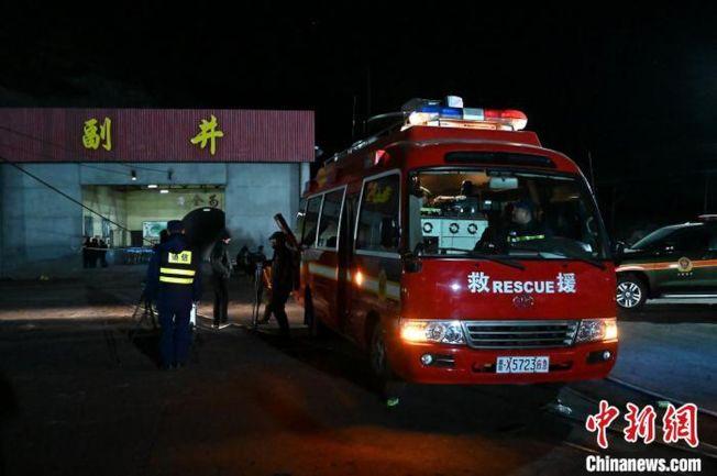 此次煤礦事故共致15人遇難、9人受傷。(取材自中新網)