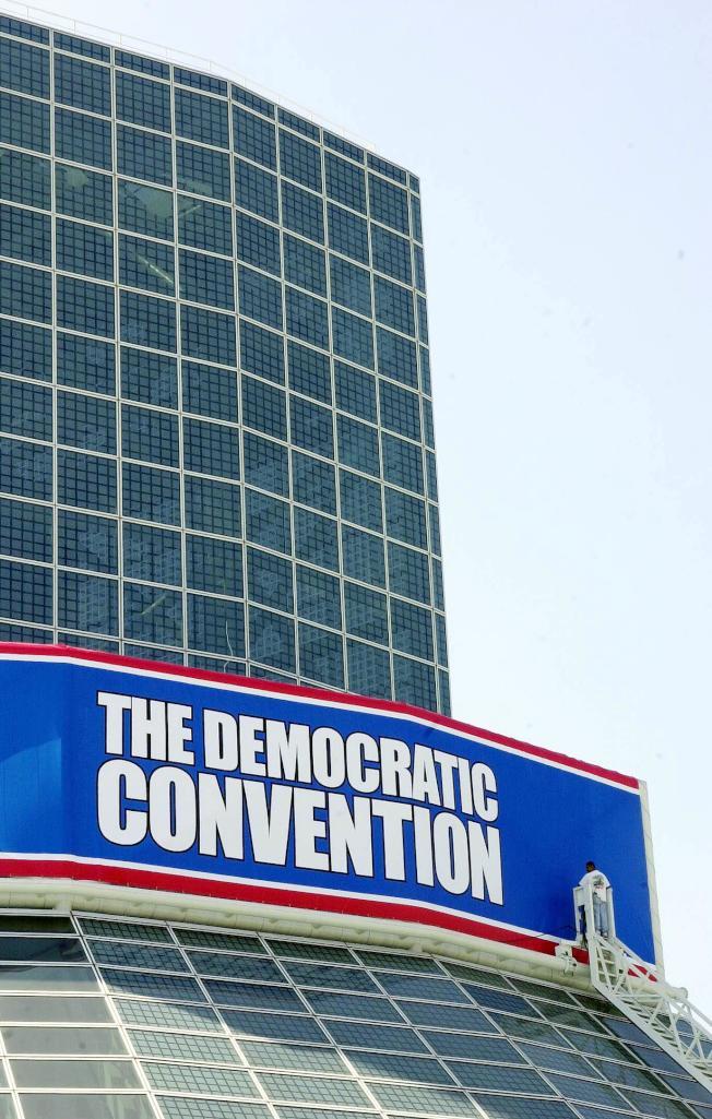 許多參選人開始規劃長期抗戰,直至明年7月的民主黨全國代表大會前數周。(Getty Images)
