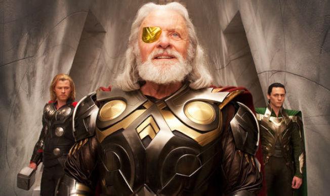 「雷神索爾」的奧丁是阿斯嘉的霸王。(圖:迪士尼提供)