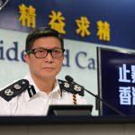 港警隊新一哥 鄧炳強定四大抗暴策略