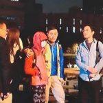 傳前立法會主席進香港理工大學 營救朱鎔基孫女