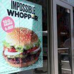 廣告不實? 素漢堡沾葷 漢堡王被告上聯邦法院