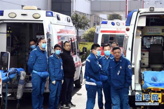 山東濟寧市梁寶寺煤礦20日5時50分發生礦井意外事故,初步調查目前有11人被困井下。(取材自新華網)