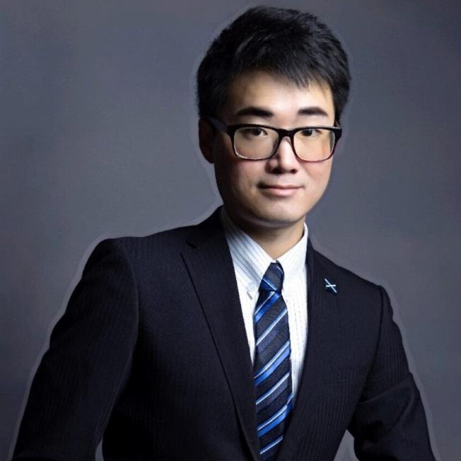 英國駐香港總領事館職員鄭文傑。(路透)