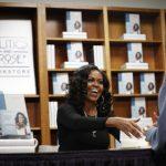 米雪兒‧歐巴馬錄製有聲書  獲提名葛萊美獎