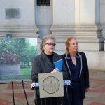 中央公園 建第一座紀念女性雕像