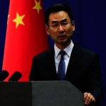 耿爽:中國不接受英方關切和交涉