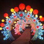 紐約冬季燈展 史泰登島揭幕