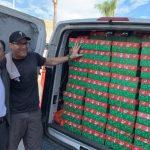 國語浸信會耶誕送愛 1500禮盒破紀錄