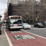 占公車專用道 市警被評壅塞禍首