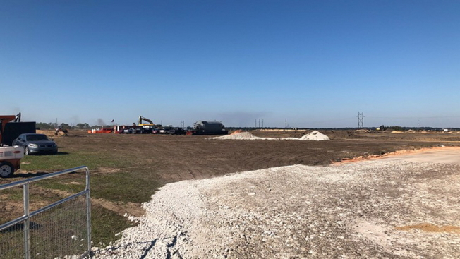 亞馬遜將在波克郡開設配送中心的地點。(取自網頁)
