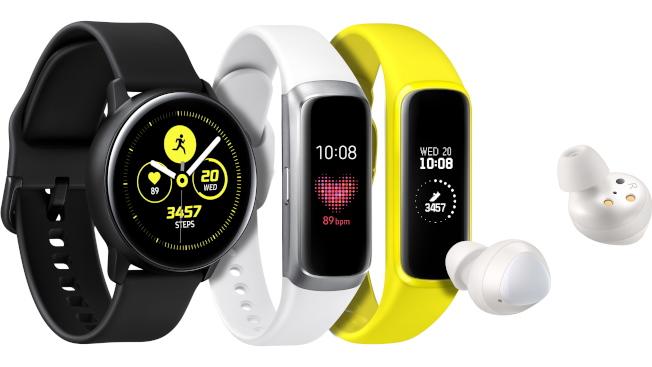 新的軟體更新將為Galaxy Watch用戶提供更多工具,以掌握其健康狀況。(歐新社)