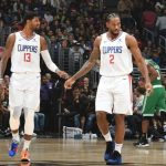 NBA/雷納德首度合體喬治 險勝綠衫軍