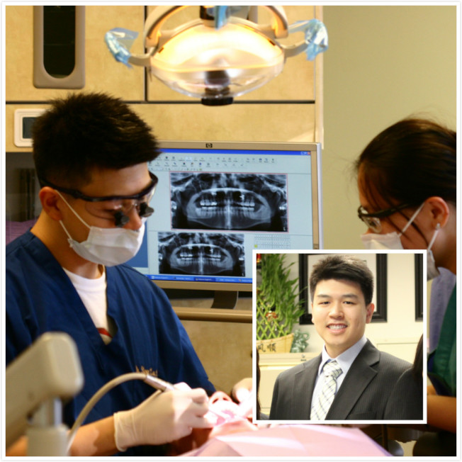 關愛植牙美容牙科李申牙醫博士,專精一切牙疾治療和保健,接受大部份保險,無保險者優惠。