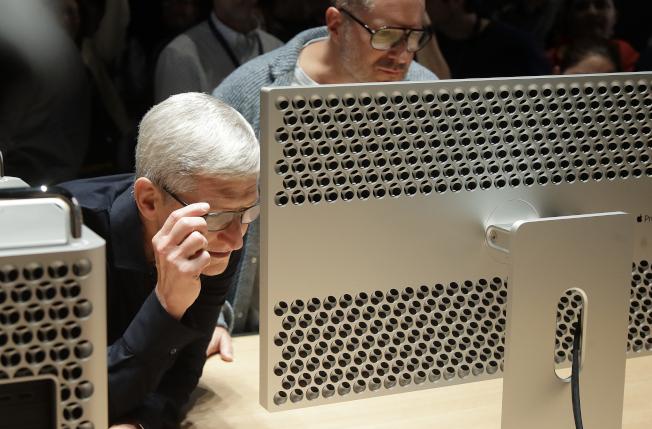 Mac Pro不是創新產品,只是新型號罷了。(美聯社)