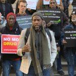 民代維權組織集會 要求大麻合法化