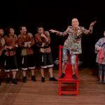 上海戲劇學院主創 外百老匯演「阿Q的羅曼史」