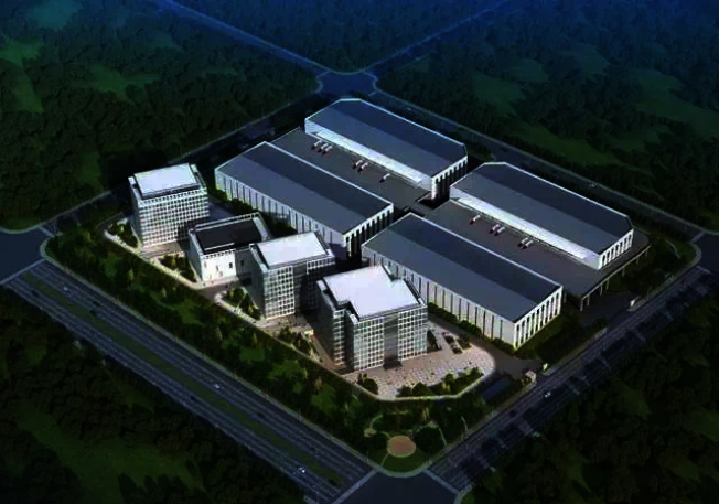 小米將打造5G智慧工廠,圖為北京亦莊小米產業園示意圖。(取材自微博)