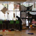 警圍理大第6天 死守學生又拉又吐 副校長打掃廚房