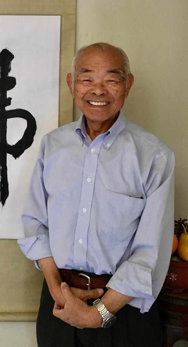 洛杉磯加州大學東亞文化學退休教授周鴻翔。(本報檔案照)